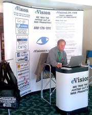 eVisionLaw  at bar associatgion meeting