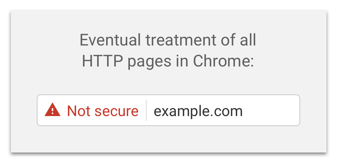 It's time to make your website secure (HTTPS:) or you'll likely lose business due to Google's latest Chrome browser warnings